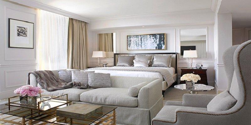 Acqualina Resort in Sunny Isles Beach Intracoastal Hotel Room