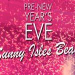 Pre-New Year's Eve in Sunny Isles Beach